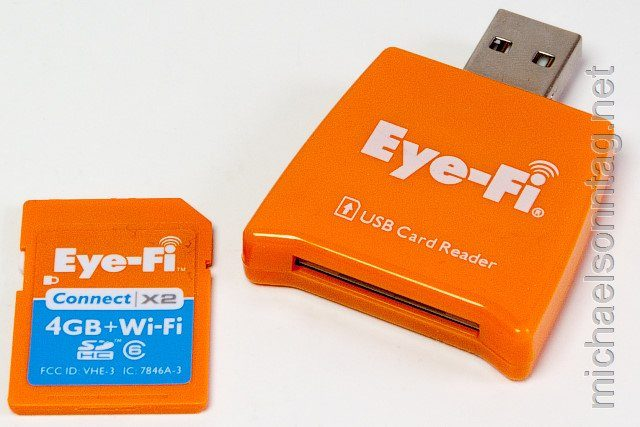 Eye-Fi Connect X2 4 GB