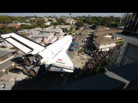 Spaceshuttle-Timelapse