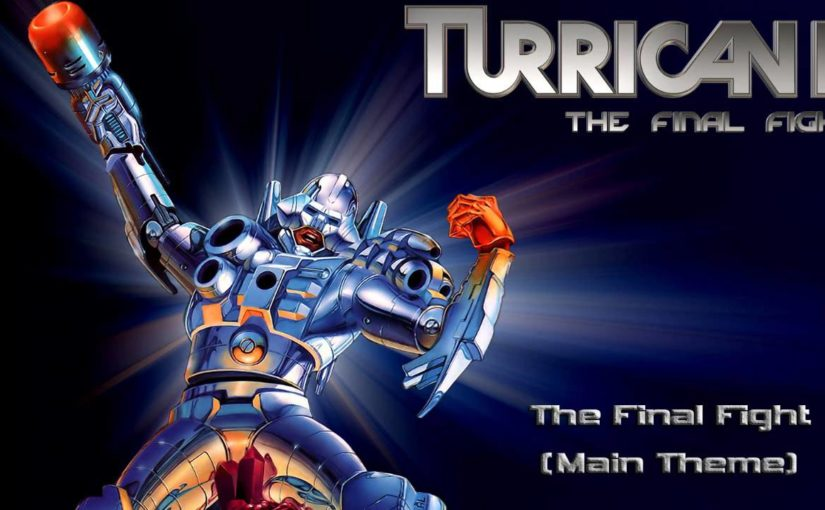 Turrican II – Soundtrack als Orchesterversion